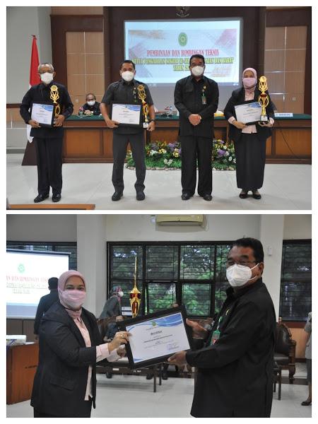Pembinaan dan Bimbingan Teknis Ketua Pengadilan Tinggi Makassar